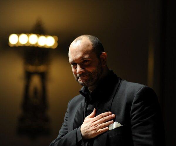 Damiano Salerno, baritone