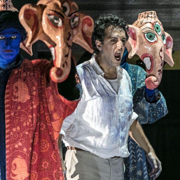 Leonardo Ferrando on stage