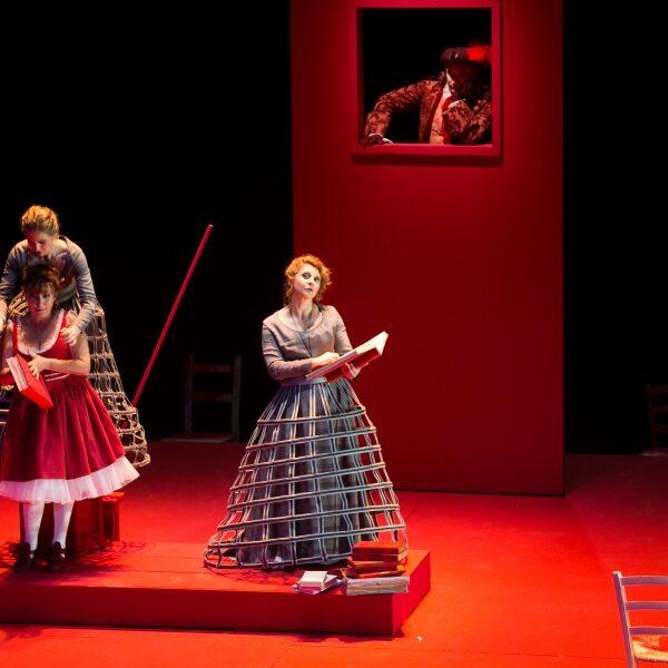 Marina de Liso in the role of Dorabella/Cosi fan tutte