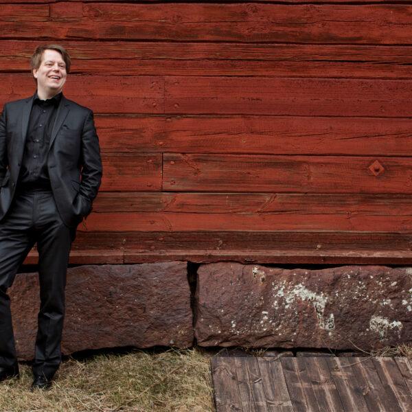 Tobias Ringborg, violinist