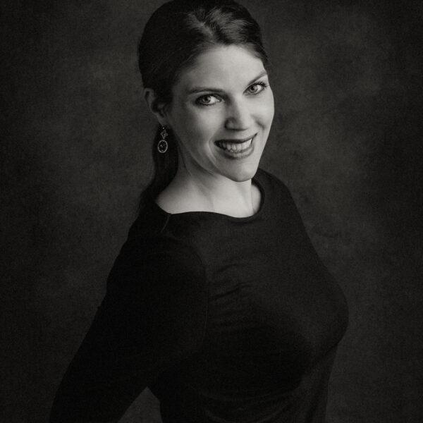 Elisabeth Jansson, mezzo-soprano