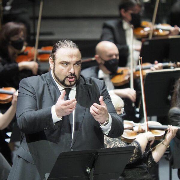Kiril Manolov in Il Tabarro