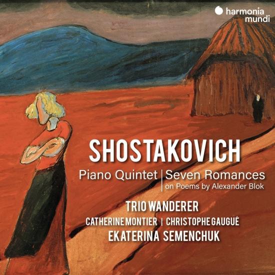 Dmitri Shostakovich: Piano Quintet & Seven Romances on Poems by Alexander Blok