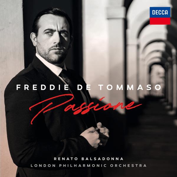 Freddie de Tommaso Passione album