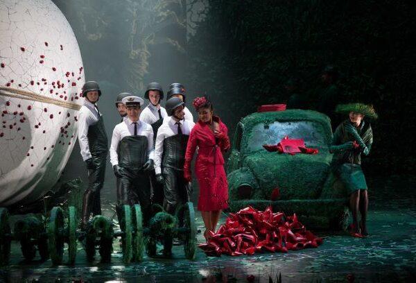 L'elisir d'amore, Opera National du Rhin (2016)
