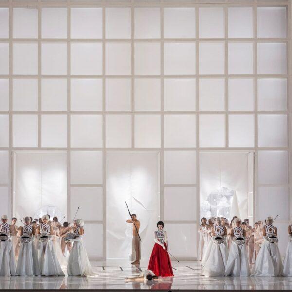 Turandot Teatro Regio Torino (2018)
