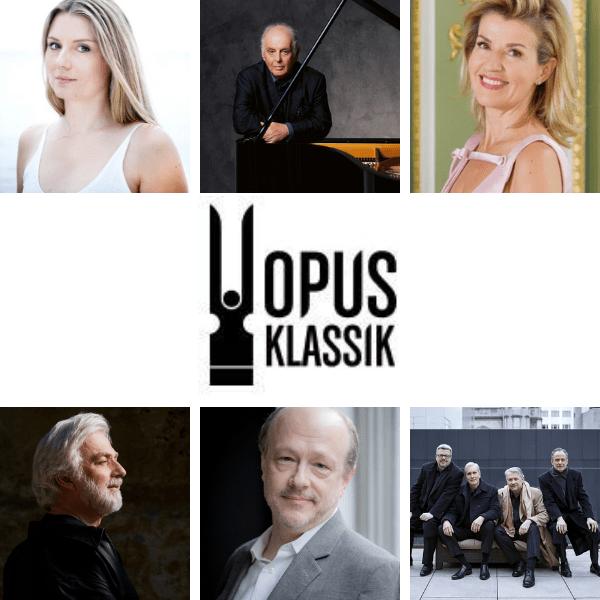 Opus Klassik 2021 Nominees