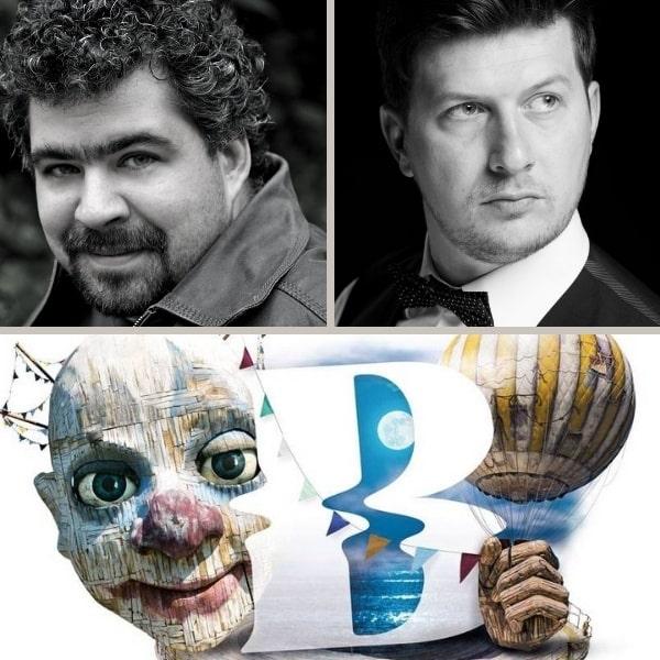Miklós Sebestyén and Levente Páll