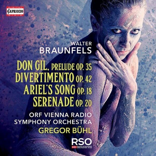 Walter Braunfels Orchestral Works CD