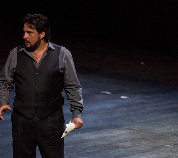 Marcelo Álvarez in Luisa Miller at Teatro alla Scala