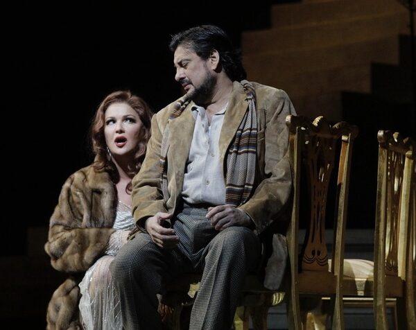 Marcelo Álvarez in Manon Lescaut at the MET