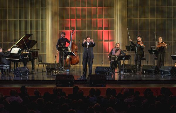 Marcelo Álvarez in Tango Concert - The Broad Stage