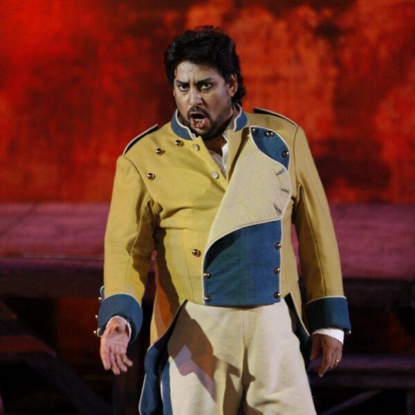 Marcelo Álvarez in Carmen at Arena di Verona