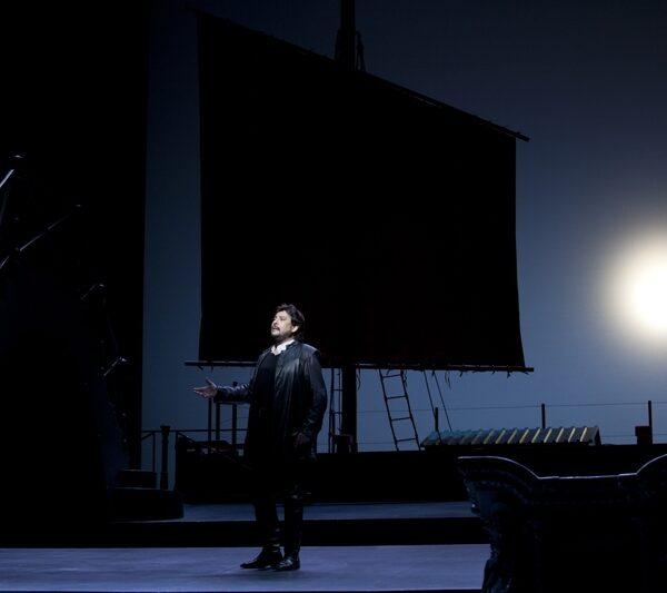 Marcelo Álvarez in La Gioconda at Opéra National de Paris